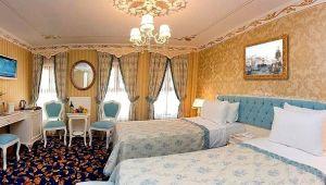 Küpeli Palace İstanbul'un en iyi butik otelleri arasında