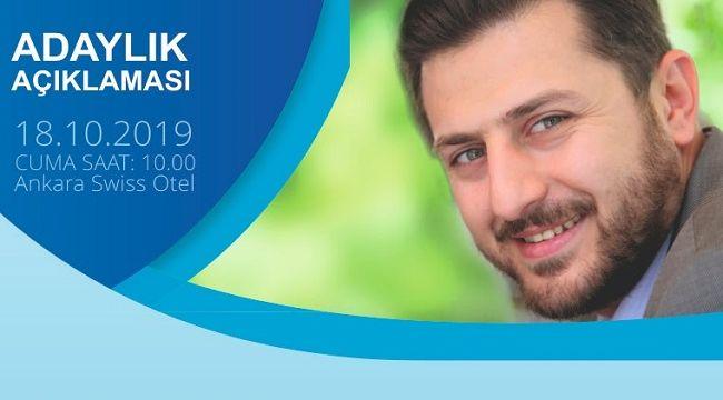 Orta Anadolu Bölge Temsil Kurulu Adaylık Açıklaması !