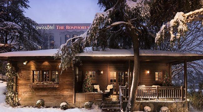 Swissotel The Bosphorus, İstanbul Chalet Açıldı