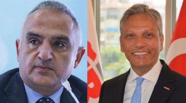 TÜRSAB Bakan Ersoy'un açıklamalarına cevap verdi