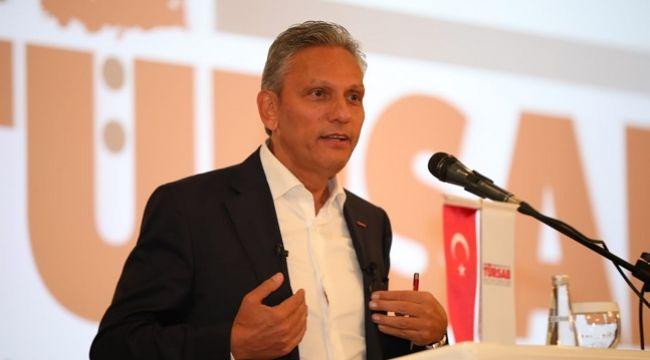 TÜRSAB Başkanı Bağlıkaya yeni projeler açıkladı !