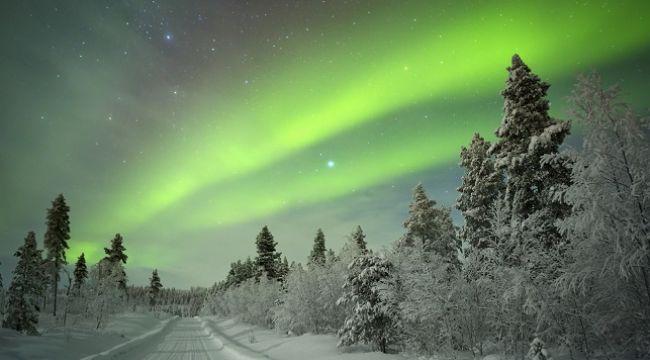 Kuzey Işıkları'nın yurdu: Lapland..