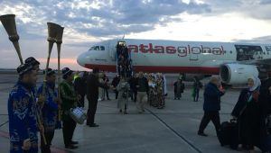 Özbekistan Buhara'ya Turistik Charter uçuşları başladı