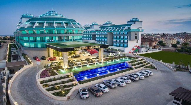 Sensitive Premium Resort & Spa kış dönemi açık olacak