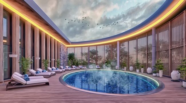 Sulusaray Sağlık Turizmi Tesisi Turizmi Canlandıracak.