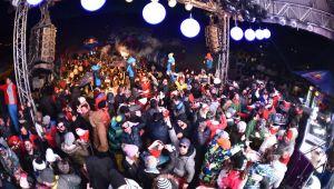 Türkiye'nin ilk kış elektronik müzik festivali