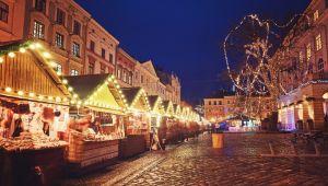 Lviv'i yılbaşı seçeneklerinize eklemelisiniz!