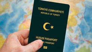 Yeşil Pasaport ile ilgili yeni düzenleme !