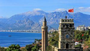 Antalya'da marka şehir çalıştayı gerçekleştirildi.