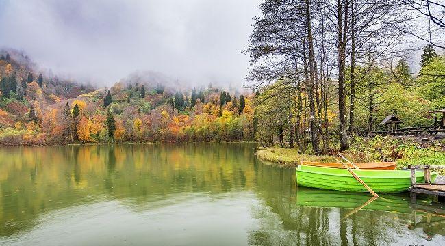 Büyüleyici güzellikte emsalsiz bir rota: Karadeniz...