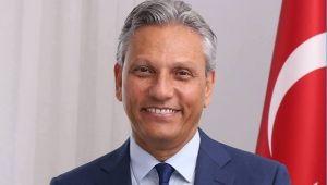 Firuz Bağlıkaya yeniden TÜRSAB Başkanı seçildi