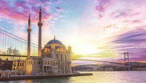 İstanbul'a 12 milyon 690 bin 376 turist geldi.