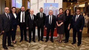 Erciyes'in şehir turizmine katkısı 100 milyon USD.