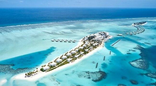 Maldivler'deki RIU otelleri büyüleyici güzellikte !