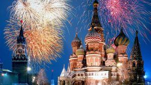 Moskova'da otel doluluklarında yılbaşı bereketi.