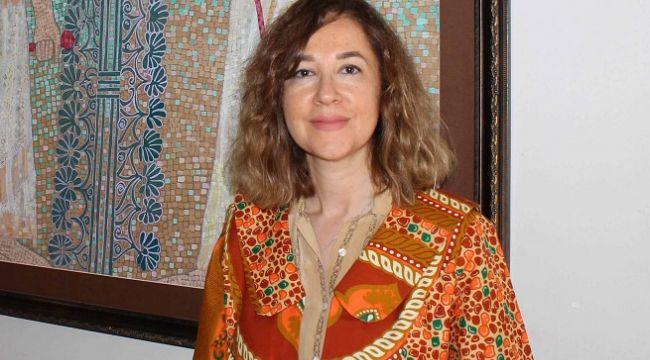 Ressam Büyükelçi Sedef Yavuzalp'ten eşsiz eserler !