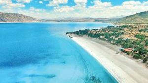 Türkiye'nin Maldivler'i Salda görenleri hayran bırakıyor