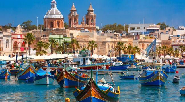 Tüm güzellikleri ile Malta sizleri bekliyor !