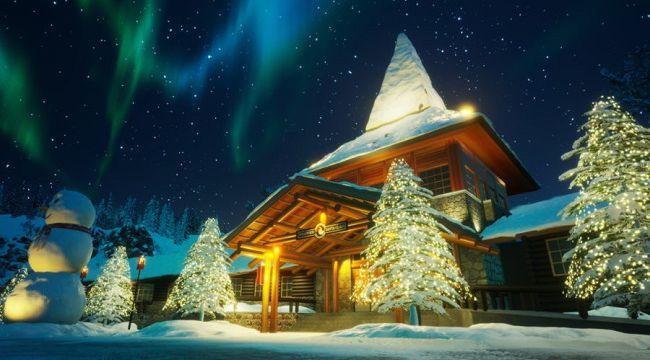 Türk Hava Yolları'nın yeni uçuş rotası: Rovaniemi...