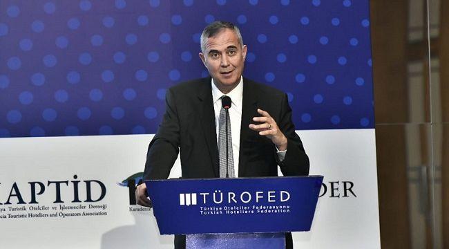 TÜROFED'in Yeni Yönetim Kurulu Belirlendi.