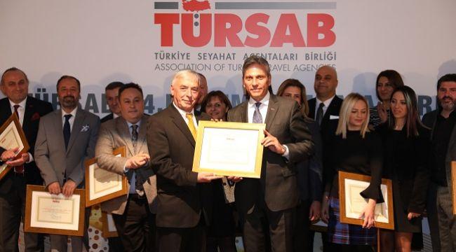 TÜRSAB Yönetimi mazbatalarını törenle aldı !