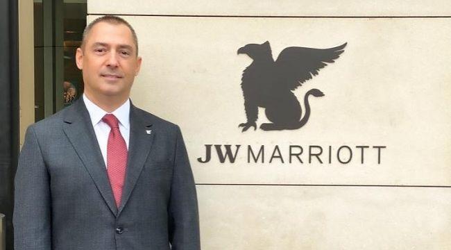 Alper Can Bulcum JW Marriott Absheron Bakü Genel Müdürü