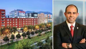 Halil Ertan Hilton Garden Inn Tirana Genel Müdürü
