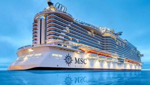 MSC Cruises Türkiye'yi kruvaziyer programına aldı