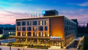 Radisson Blu Hotel, Sakarya Açıldı.