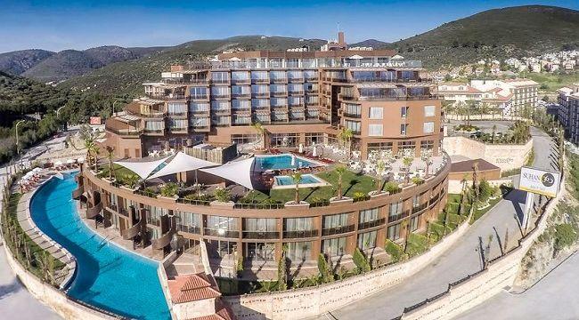 Suhan 360 otel icradan satılığa çıkarıldı