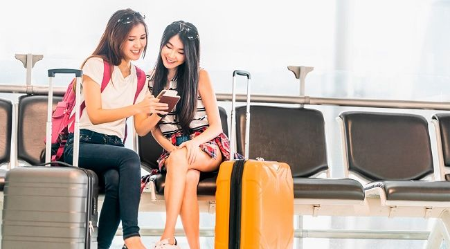 TOP DESTINATIONS FOR CHINESE TRAVELLERS