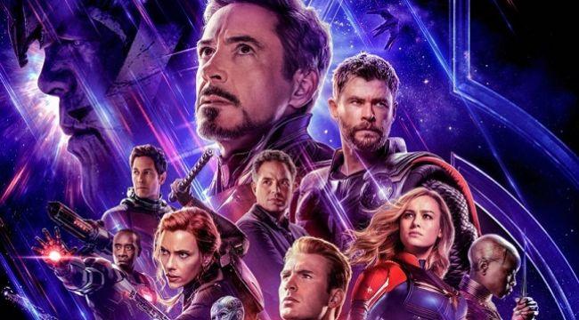 A new Marvel film , Avengers: Endgame.