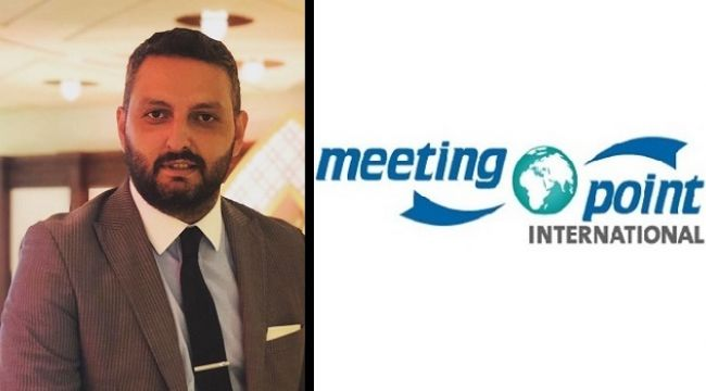 Adem Pektaş Meeting Point International'da