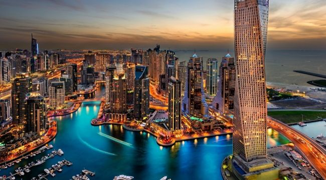 Baharın gelişini Dubai'de karşılamaya ne dersiniz?