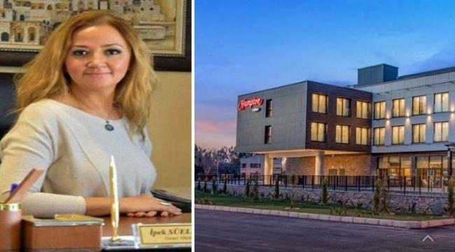 İpek Süelkar Hampton by Hilton Izmir Aliağa'da