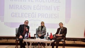 Kültürel Mirasın Korunması Çalıştayı Gerçekleştirildi