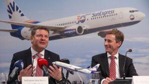 SunExpress 1.4 Milyar Euro gelir elde etti
