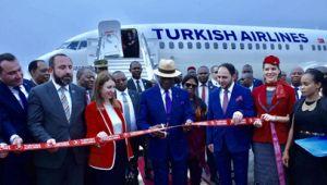 Türk Hava Yolları, Ekvator Ginesi'ne uçmaya başladı