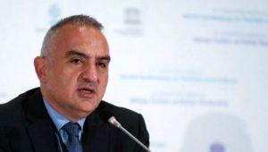 Bakan Ersoy, turizmde alınacak önemleri açıkladı