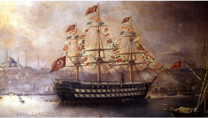 Dünyanın En Büyük Yelkenli Savaş Gemisi