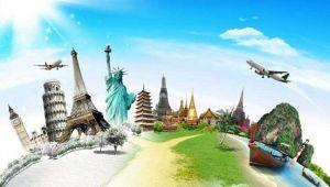 Küresel ölçekte turist sayısı % 60 oranında düştü