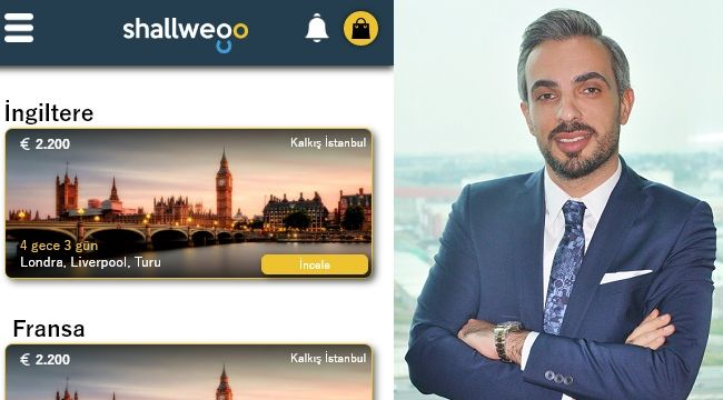 Online dijital seyahat platformu Shallwego açılıyor