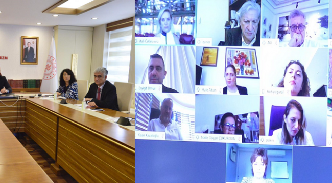 TTYD, Bakan Ersoy ile görüşlerini paylaştı