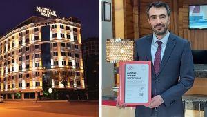 New Park Ankara'nın TSE Sağlık Belgeli İlk Oteli !