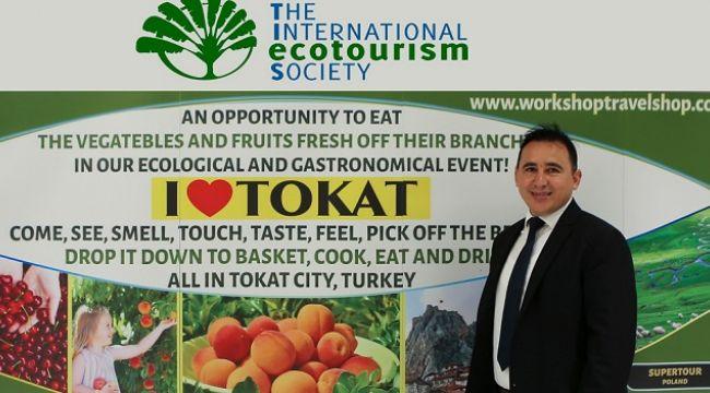 Murtaza Kalender TİES'in Türkiye yetkilisi seçildi