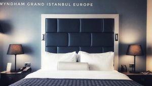 Salgın Sürecinde Misafirlerine Kapılarını Bir Gün Bile Kapatmayan Otel, Wyndham Grand Istanbul Europe