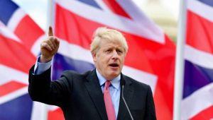 Boris Johnson Covid-19'a karşı uyardı.