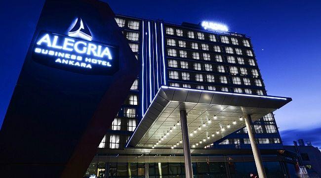Aytemiz Alanyaspor Alegria Business Oteli tercih etti.