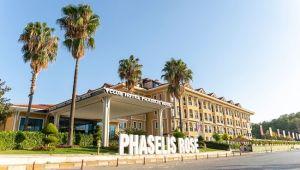 Antalya'nın ünlü turizm tesisi Phaselis Rose Açılıyor.