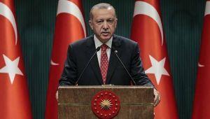 Cumhurbașkanı Erdoğan: